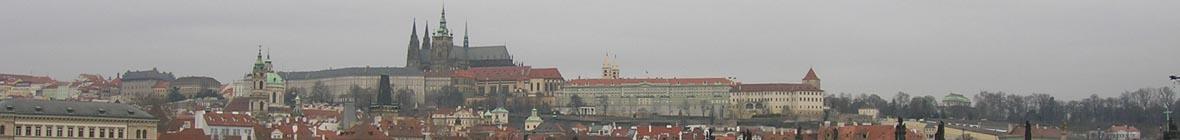 Praga. Guía de viajes y turismo.